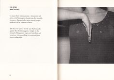 The Fine Art of Italian Hand Gestures: A Vintage Visual Dictionary by Bruno Munari   Brain Pickings