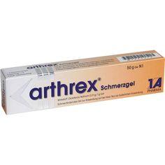 ARTHREX Schmerzgel mit Diclofenac: Bei akuten Zerrungen, Verstauchungen oder Prellungen, gegen Schmerzen und Schwellungen  Packungsinhalt:…