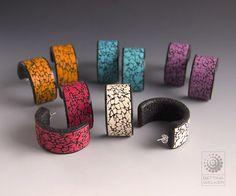 Hoops  Hoop earrings matching my hinged bracelet series