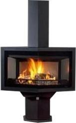 Collection de po les cheminees m tal design par jc bordelet chemin e ou poele bois - Marque de poele a bois scandinave ...