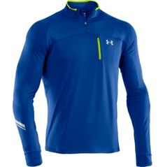 Under Armour Men's Imminent Run Quarter Zip Long Sleeve Shirt - Dick's Sporting Goods
