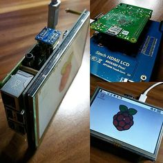 Something we loved from Instagram! #raspberrypi #hdmi #lcd #screen #computer #linux #opensource #controller #gaming #rasbian #nofilter #electro #programming #project #science #learning #schule by science4fun Check us out http://bit.ly/1KyLetq