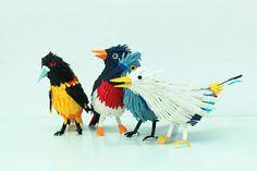 Paper Bird by Diana Beltran Herrera