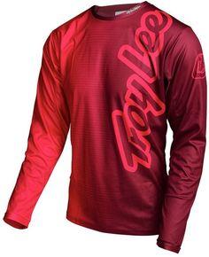 8f3ba8c381ce4 Troy Lee Designs Sprint Jersey - Long Sleeve Bmx Fahrrad