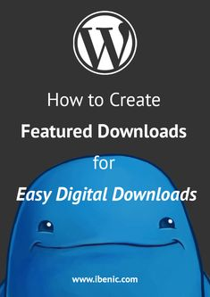 Learn how to create featured downloads for Easy Digital Downloads. In this tutorial you'll learn how to add featured field, save it and also change the WordPress Query. Click here to learn more Learn Wordpress, Wordpress Plugins, Wordpress Theme, Ecommerce, Hobbies That Make Money, How To Make Money, Electric Piano, About Me Blog, Try Harder