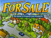For Sale | Board Game | BoardGameGeek -- quick and fun! Purchased Aug. 2014