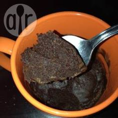 Brownies faciles dans une tasse @ qc.allrecipes.ca Brownies, Le Cacao, Iron Pan, Allrecipes, Pudding, Beef, Desserts, Food, Recipe