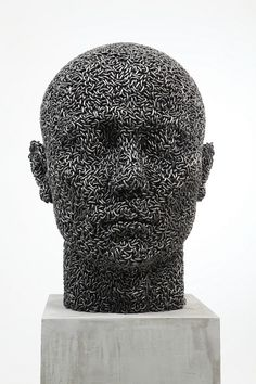 Bicycle Chain Human Sculptures - My Modern Metropolis