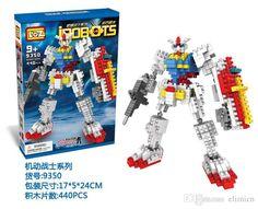 Wholesale Loz Gundam Blocks Diy Robots Mini Blocks Educational Building Toys Cartoon Diy Blocks Children Gifts Kids Toys 9350 9355 From Elimicn, $12.36   Dhgate.Com