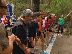 21km half marathon and tethered together - TBL