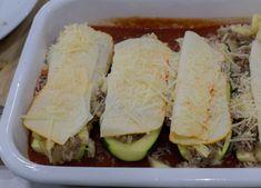 Zapallitos rellenos con carne y arroz   En Mi Cocina Hoy