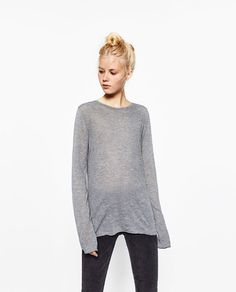 Image 1 of #joinlife FITTED TOP from Zara $14