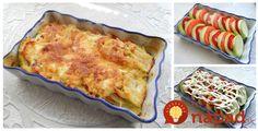 Rýchly ajednoduchý obed plný zeleniny, smotany a lahodného syra. Ak hľadáte tip na zdravý obed, ktorého prípravu zvládnete ľavou-zadnou, tento recept určite oceníte.  Potrebujeme:  1-2 ks paradajok    200-250 g cukety    1 červenú papriku    2 lyžice kyslej smotany    2-3 lyžice mlieka    1 vajce    40