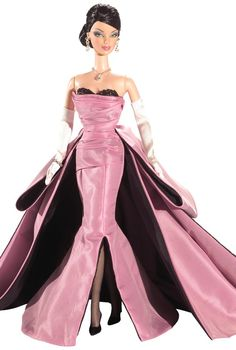 Film Noir™ Barbie® Doll | Barbie Collector designed by Mario Paglino and Gianni Grossi of Italy's Magia 2000 in 2006.