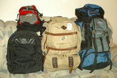 Introduction to Backpacks and Bugout Bags For Emergency Preparedness and Survival #survival #bob #bugoutbag #preps #prep #emergencypreparedness #preparedness #shtf