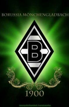 Berühmt Borussia Mönchengladbach Logo HD Wallpaper | Wallpaper HD 1080p @VO_69