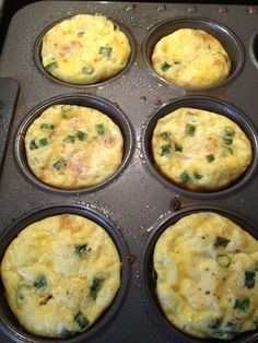Mini Egg Muffins quiche