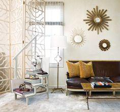 Quatrefoil Floor Lamp by Suzanne Kasler for Visual Comfort