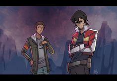 Lance & Keith (Voltron)
