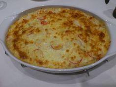 Receitas - Bacalhau com camarão - Petiscos.com