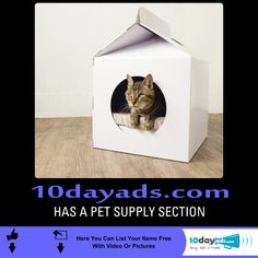 10dayads.com HAS A PET SUPPLY SECTION  #Petsupply #FreePetSupply #PetAds #PostAdsOnline #OnlineClassifieds #Freeonlineclassifieds