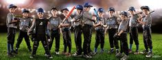 Youth Baseball Composite | Had the opportunity to shoot a yo… | Flickr