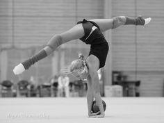 Yana Kudryavtseva training ball 2016