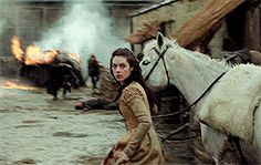 Fire stung her eyes. Who would do this? The speechless horse just followed her mindlessly. She was afraid and she wanted Sparcri back.