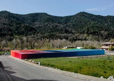 Key projects by 2017 Pritzker Prize laureates RCR Arquitectes Colour Architecture, Architecture Board, Amazing Architecture, Contemporary Architecture, Zaha Hadid, Kindergarten Pictures, Patio Grande, Patio Central, Key Projects