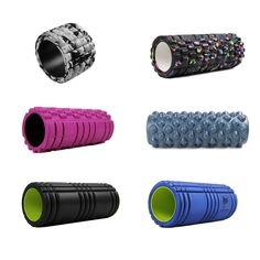 Trigger Point Foam Roller Muscle Tissue Massage Fitness Gym Yoga Pilates Sports in Sporting Goods, Fitness, Running & Yoga, Equipment & Accessories | eBay