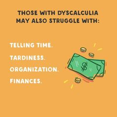 For some students, there's nothing simple about basic counting and math facts. Learn how teachers can recognize and support students with dyscalculia. Classroom Behavior, Classroom Management, Math Teacher, Teaching Math, Dyscalculia, Anti Bullying, Math Facts, Financial Literacy, Lesson Plans