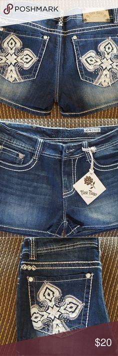 Rose Royce Premium Shorts Style *Short* #7R128-GLX Color *Galaxy* Rose Royce Shorts Jean Shorts