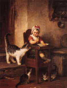 Emile Munier - Odtwarzanie z Kotek