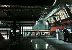 Commercial Interior Lighting Design NZ_Insight Light_Bauer Media_Industrial Decor