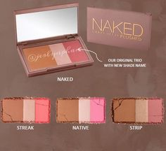 New Urban Decay releases coming soon hopefully!!!