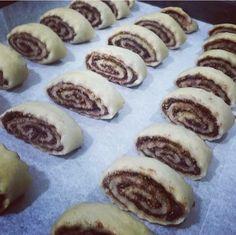 עוגיות מגולגלות בטעם של עוד | יונית צוקרמן מלכת המטבח