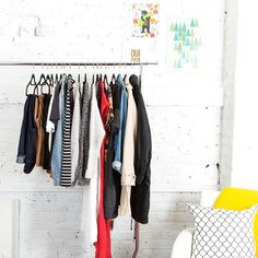 After reading this you will probably want to update your closet full of clothes to one with a capsule wardrobe.