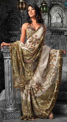Mumbai Sari, Sari's are gorgeous. I don't even care.