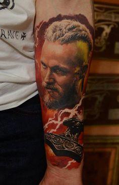ragnaar tattoo