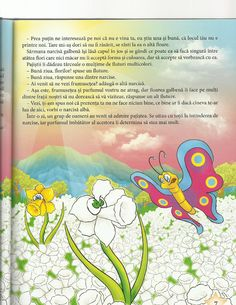 povesti pentru inima si suflet.pdf Kids Story Books, Kids And Parenting, Fun Projects, Mickey Mouse, Homeschool, Activities, Spring, Crafts, School