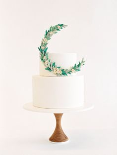 Love this. By Nine Cakes, photographed by Jen Huang. Delicate Cake Series, see…