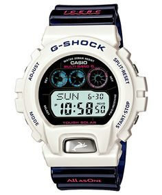 G-Shock dw6900 I.C.E.R.C.(International Cetacean Education and Research Center) LOVE THE SEA & THE EARTH.