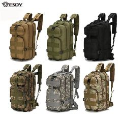 Climbing Bags Nice Sports & Entertainment Plussize Military Tactical Rucksacks Camping Shoulder Cross Body Outdoor Bag Belt Sling Bags Laptop Messenger Bags Nx Matching In Colour
