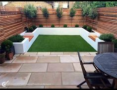 raised border seating - Google Search