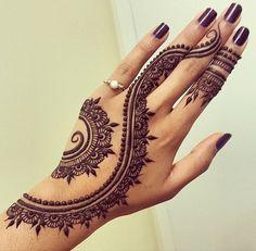 Henna - gorgeous!