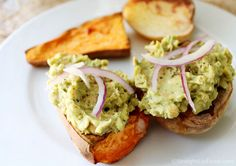 This Chickpea & Avocado Spread is easy to make and is dreamy atop baked potatoes and yams, corn tortillas, green salads, or as a dip for vegetables. Fresh oregano and Meyer lemon combine in a u...