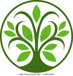 Find Simple Tree Icon Green Leaves Circle stock images in HD and millions of other royalty-free stock photos, illustrations and vectors in the Shutterstock collection. Green Leaves, Plant Leaves, Tree Icon, Simple Tree, Tree Logos, Doodle Designs, Circle Of Life, Logo Images, Life Tattoos