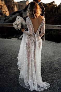 24 Top Wedding Dresses For Bride ❤ top wedding dresses sheath with spaghetti straps lace for beach tali photography ❤ Dark Grey Bridesmaid Dresses, Top Wedding Dresses, Wedding Dress Trends, Sexy Wedding Dresses, Bridal Dresses, Elegant Dresses, Wedding Ideas, Sheer Wedding Dress, Formal Dresses