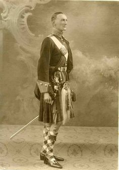 Arthur Kirkpatrick MacLean, Lt, 2nd Bn, Princess Louise's (Argyll & Sutherland Highlanders). Killed in action Battle of Le Cateau 26.08.1914.