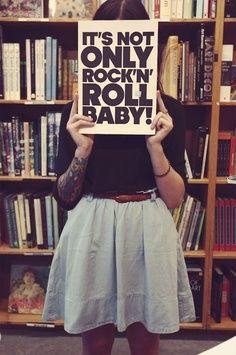 IT'S NOT ONLY ROCK N ROLL BABY!